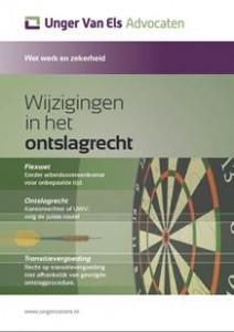 Magazine: Wet Werk & Zekerheid, het nieuwe ontslagrecht!
