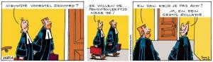 Cartoon nieuwsbrief november