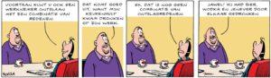 strip over ontslagrecht